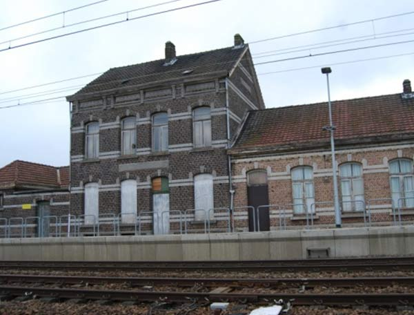 station heizijde