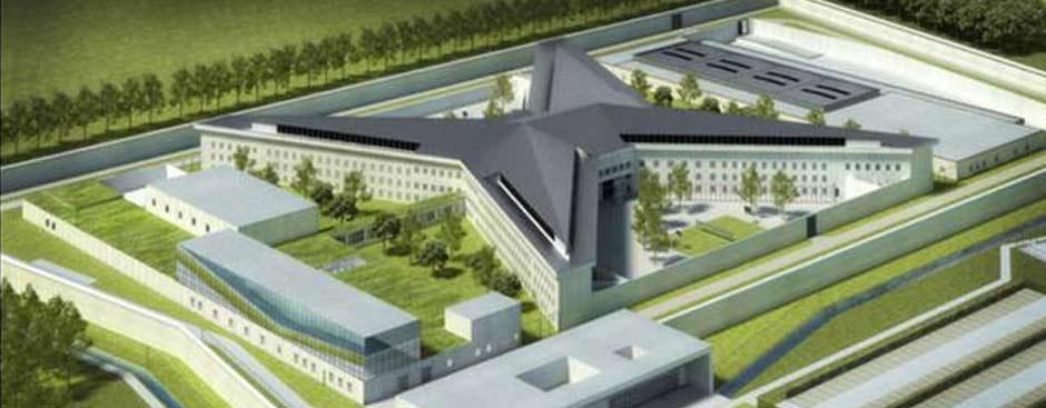 nieuwe gevangenis dendermonde