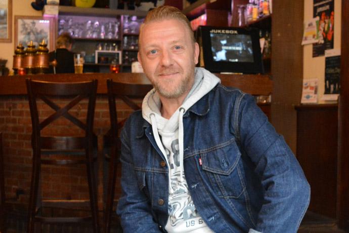 Jimmy Van Iersel uit Dendermonde