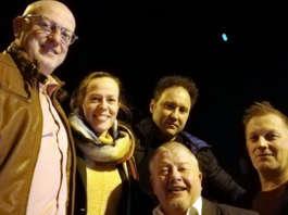 Eddy Aelbrecht, Geert De Saedeleir en Kurt Guns op verkiezingslijst voor N-VA Lebbeke