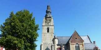 Sint Aldegondiskerk in Mespelare krijgt opknapbeurt