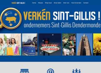 Verkén Sint-Gillis lanceert nieuwe website
