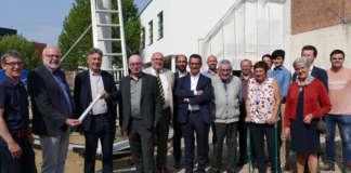 CM Waas & Dender bouwt 20 assistentiewoningen in Dendermonde.