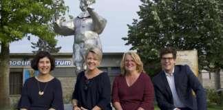CD&V Lebbeke stelt drie ijzersterke dames uit Wieze voor naar aanleiding van de gemeenteraadsverkiezingen.