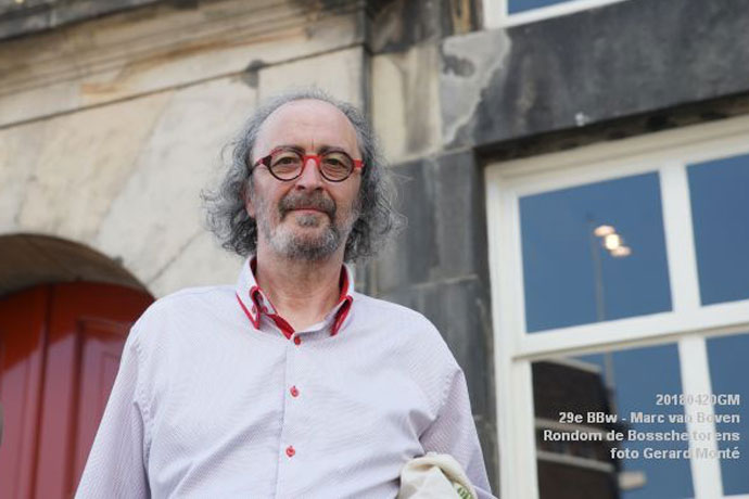 Stadsbeiaardier Marc Van Boven