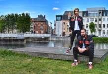Nicolas Goossens en Marie-Eveline De Mey van NME-Photography.