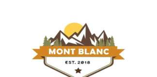 Brasserie Mont Blanc in Dendermonde.