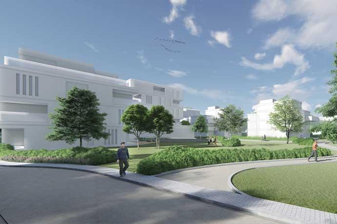 Nieuw woonproject Gentsesteenweg