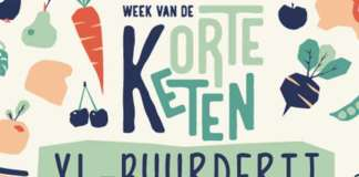 Buurderij Dendermonde brengt lokale producenten en consumenten samen.