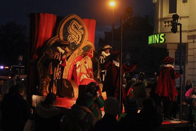 Sinterklaas Parade