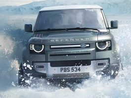Land Rover Szrek